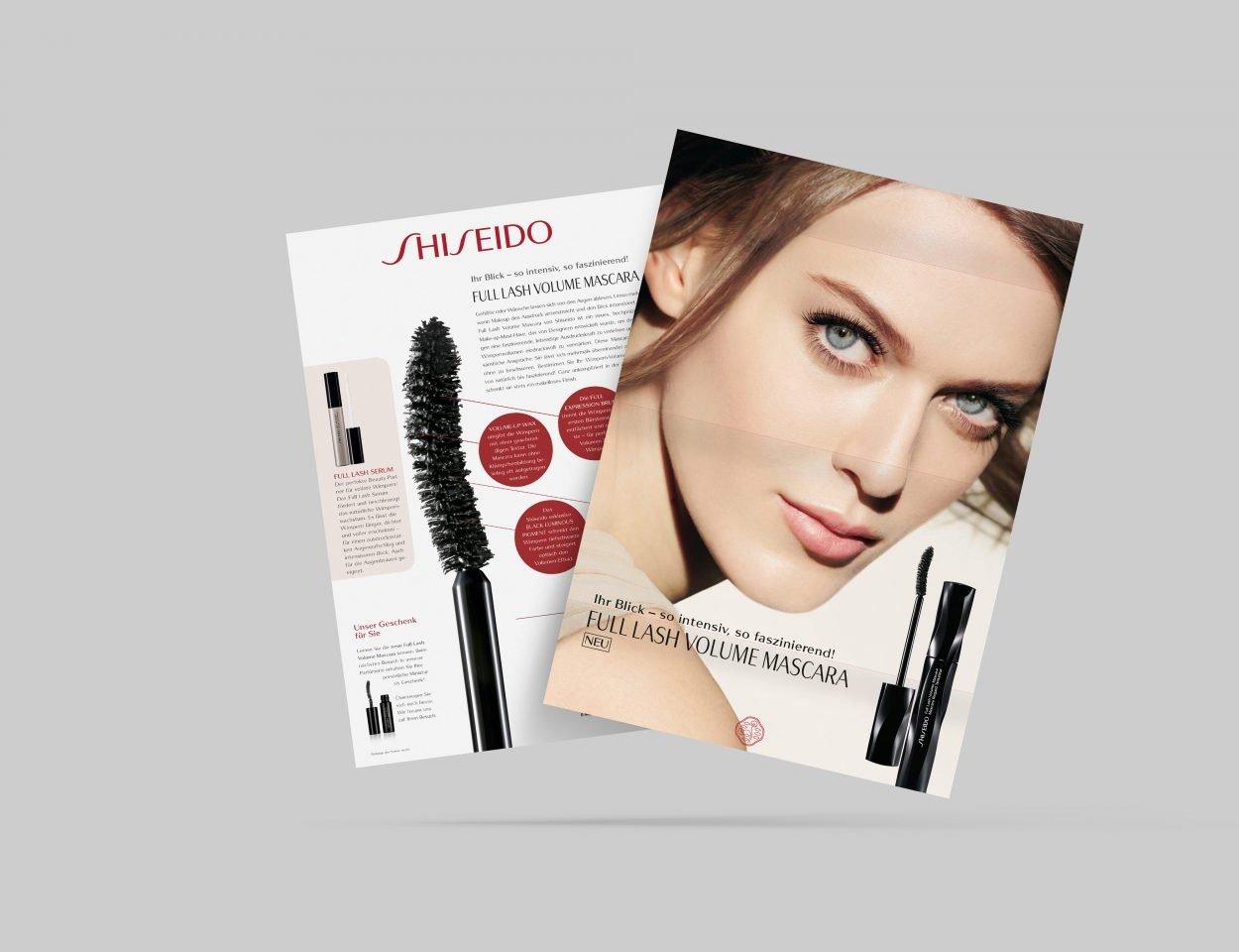 Shiseido-Mailing