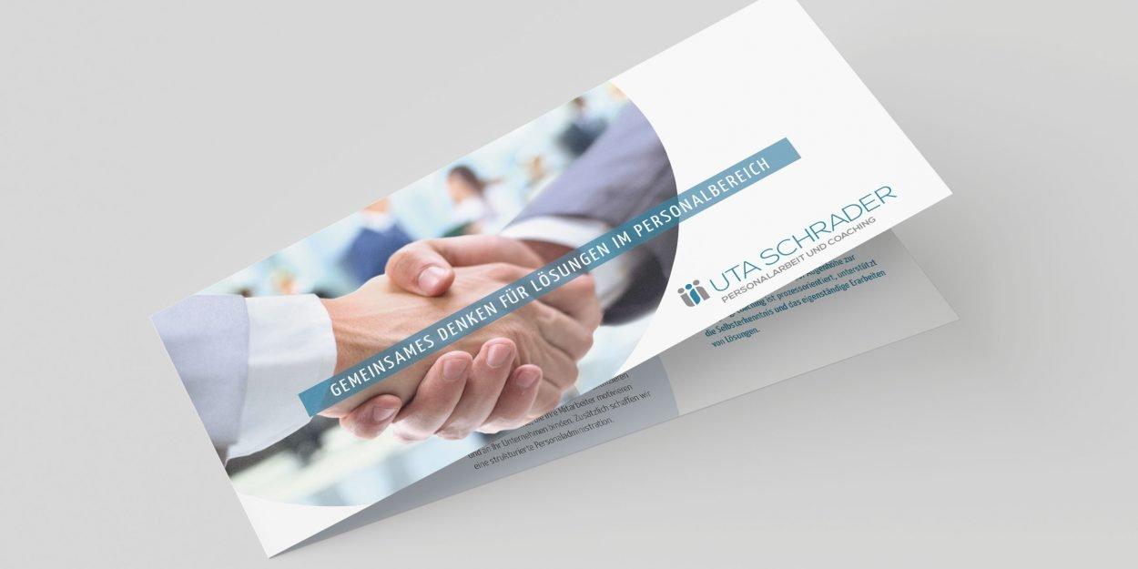 Uta-Schrader-Flyer-Titel