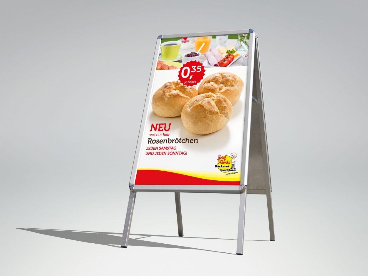 Bäckerei-Remke-Poster-Rosenbrötchen